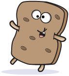 Walley Wholemeal bread